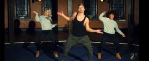 Get Ready to Work Work Work Work Work to This Amazing Dance Cardio Routine