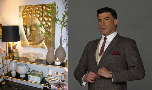 Mad Men Actor Bryan Batt Inks a Home Décor Book Deal