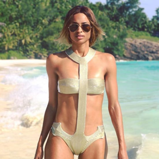 Ciara and Russell Wilson's Seychelles Vacation Pictures