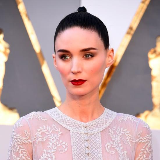 Rooney Mara Chanel Makeup at the 2016 Oscars