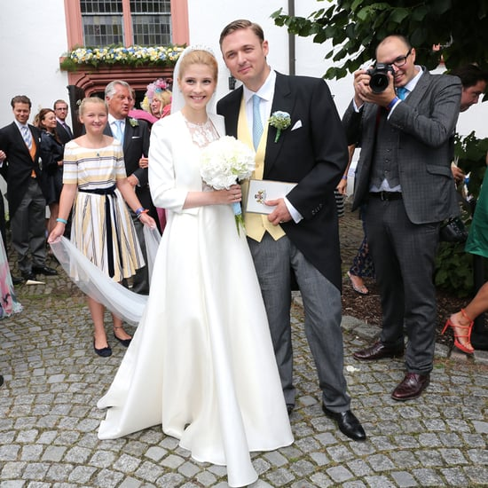 Franziska Balzer's Wedding Dress