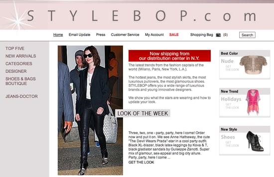 Fab Site: StyleBop.com
