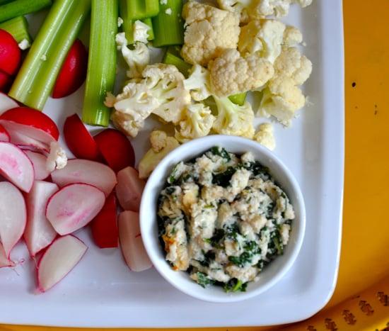 Simple Spinach Dip