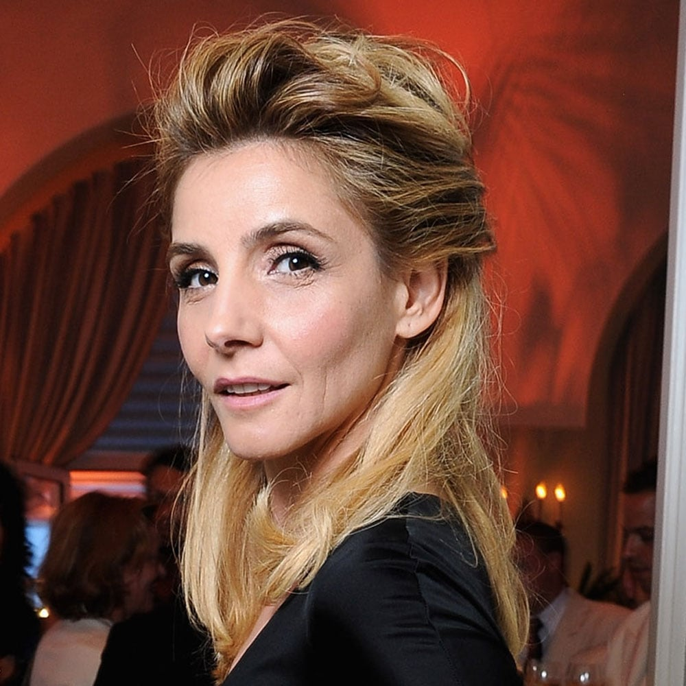 Julie Gayet at the IWC Filmmakers Dinner
