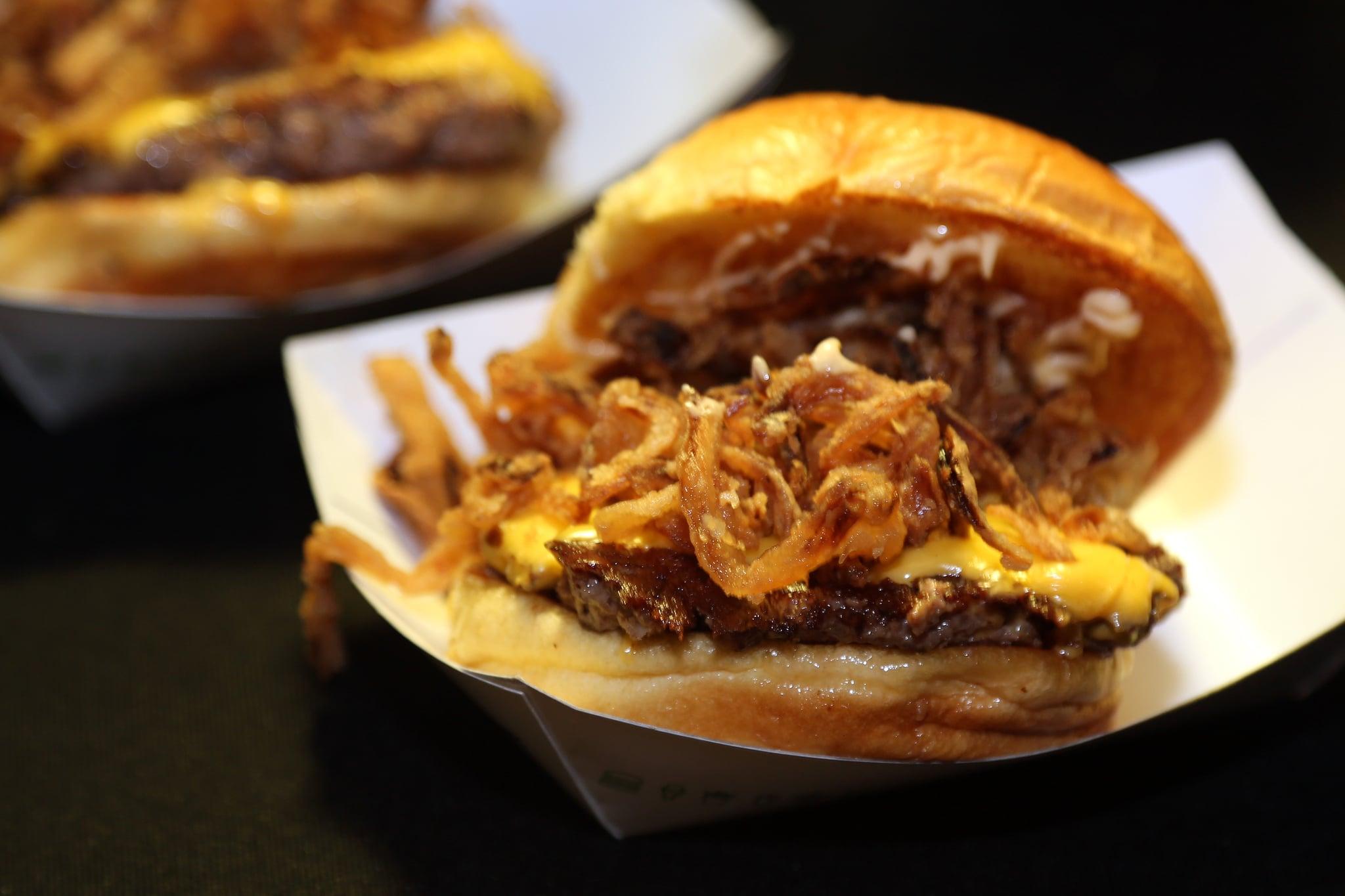 The Burger Bash Champion: Shake Shake