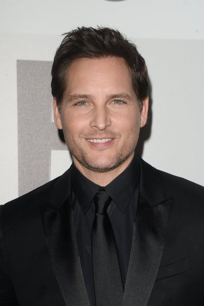 Pictured: Peter Facinelli