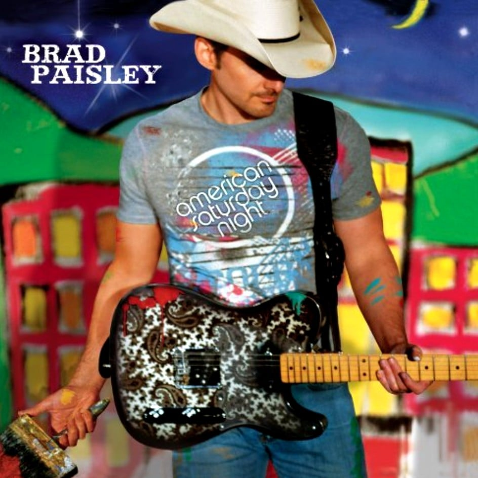 """Then"" by Brad Paisley"