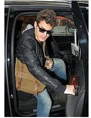 Photos of John Mayer Out To Dinner With Friends In NYC