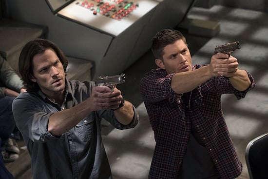 'Supernatural,' 'Supergirl,' 'The Flash' and 'Blindspot' Featured on TV Guide Magazine Comic-Con Covers