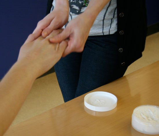 How-To: Give Your Loved One a Hand Massage For Valentine's Day