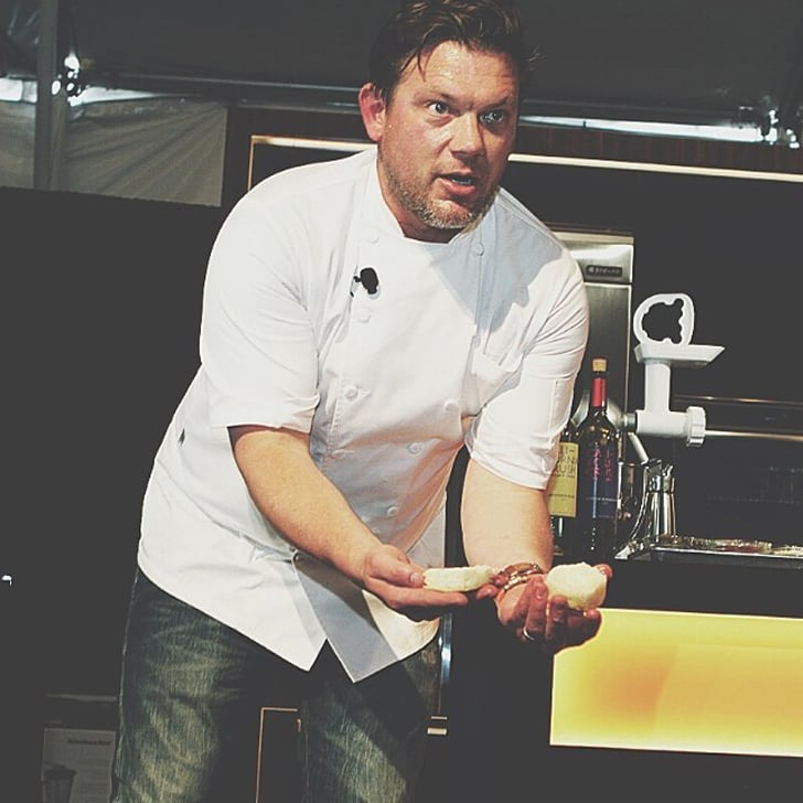 Tyler Florence Cooking Demo