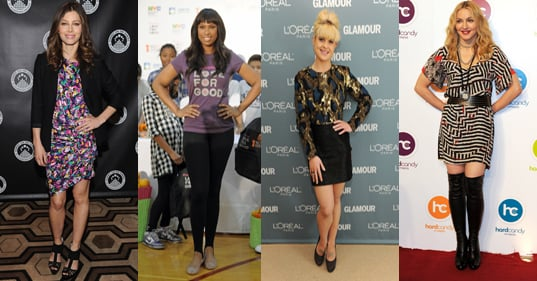 Top Celebrity Fitness and Health Stories of 2010
