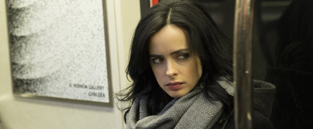 Here's Your First Look at Krysten Ritter as Jessica Jones on Netflix's New Series!