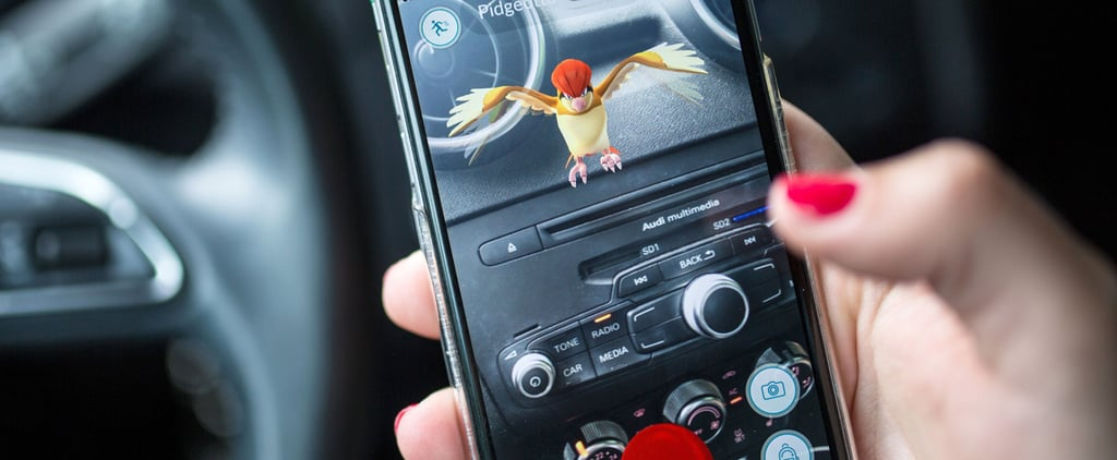 Please, PLEASE Don't Try to Catch Pokémon While Driving
