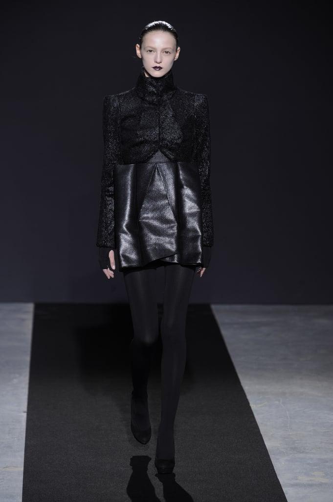 Paris Fashion Week: Bruno Pieters Fall 2009