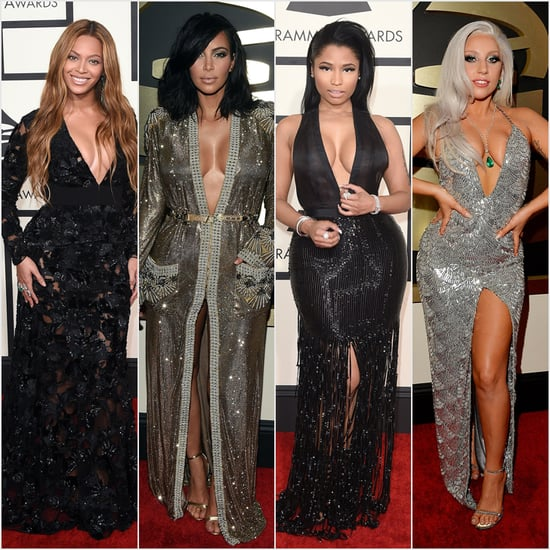Poll: Who Is the Plunge Queen of the Grammys Red Carpet?