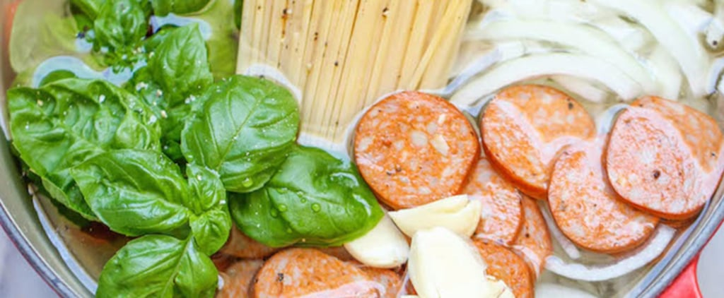 6 One-Dish Pasta Recipes You Have to Try (the Pasta Is Cooked Right in the Pot!)