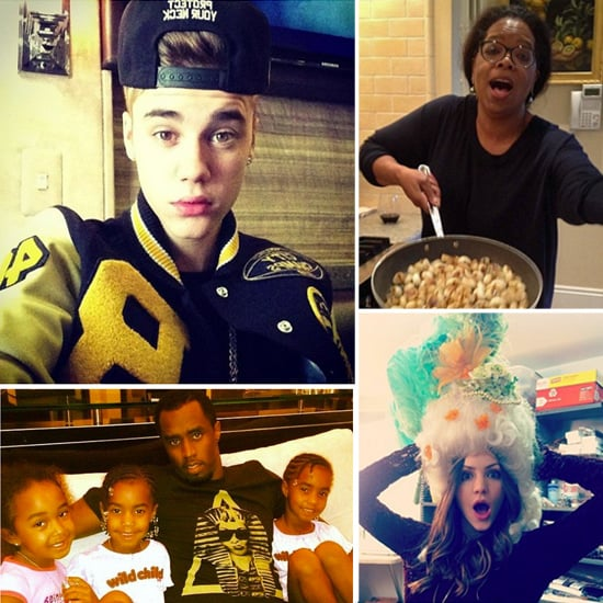 Celebrity Instagram Pictures | Nov. 22, 2012