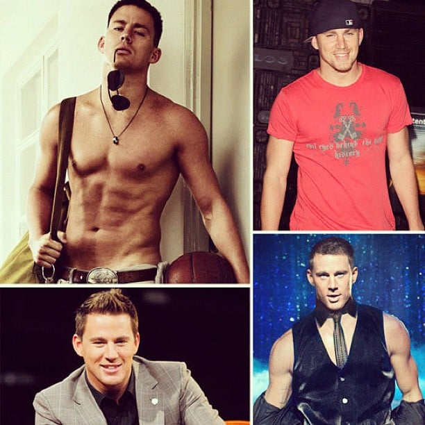 Channing Tatum was named People magazine's Sexiest Man Alive for 2012. That called for a gallery.