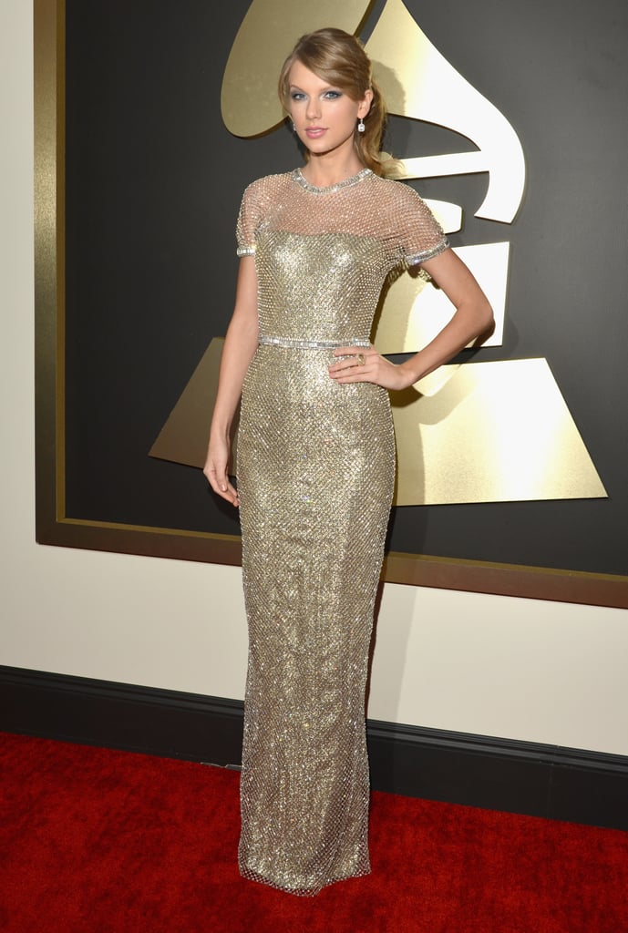 Taylor Swift at the Grammys 2014