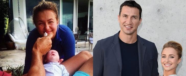 Hayden Panettiere Gets Cute With Her Baby Girl