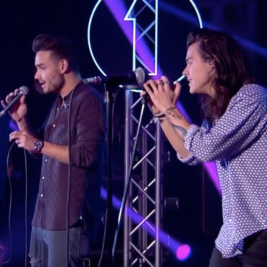 One Direction Sings Rihanna and Natalie Imbruglia