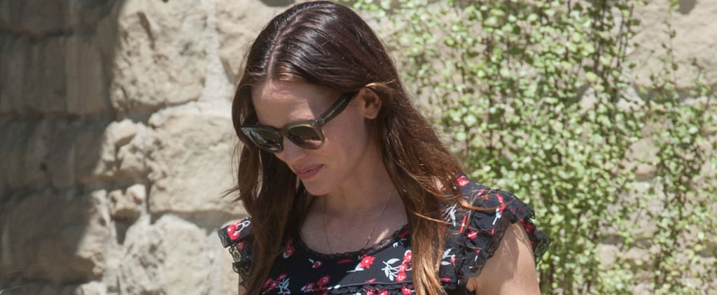 Jennifer Garner Looks Incredibly Carefree While Out and About in LA
