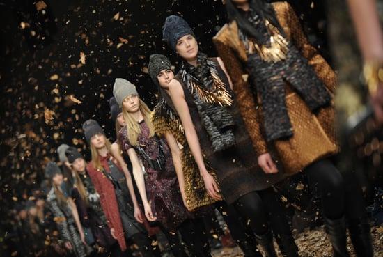 Milan Fashion Week, Fall 2008: Burberry Prorsum