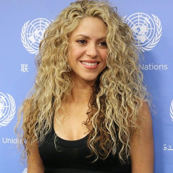 Shakira Posts Sweet Moment Between Gerard Pique and Sasha