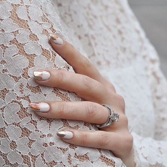 Chic Wedding Nail Art Ideas
