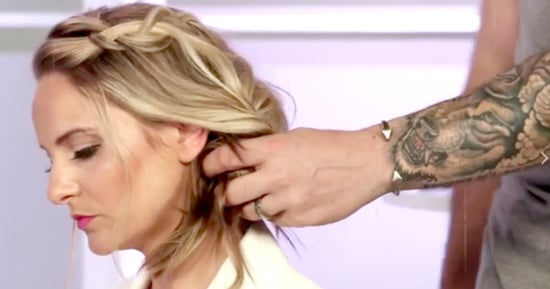 Watch Celebrity Hairstylist Matt Fugate Give Us a Red Carpet-Worthy Braided Updo