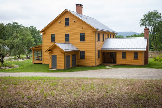 The Architect Is In: The New Connecticut Farm, Sustainable Edition