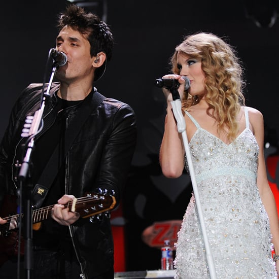 John Mayer on Taylor Swift's Song Dear John (Video)