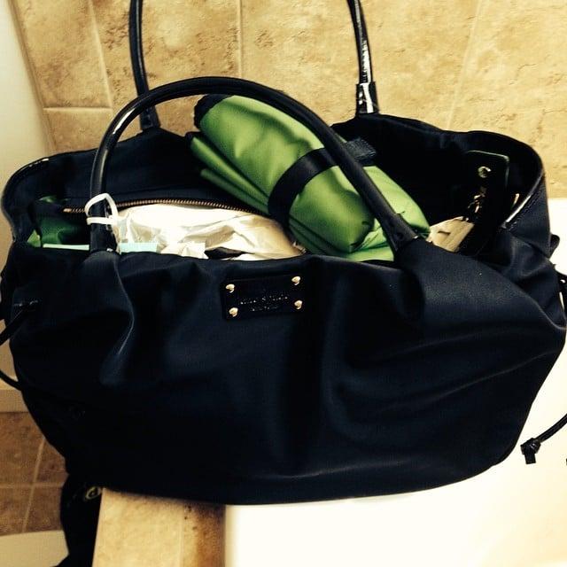 A Diaper Bag to Envy