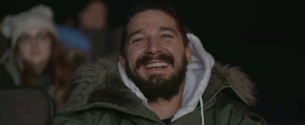 How Shia LaBeouf Watching His Own Movies Describes Your Everyday Life