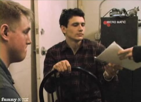 Watch James Franco Funny or Die Video For Jimmy and the Cop 2010-03-30 11:00:25