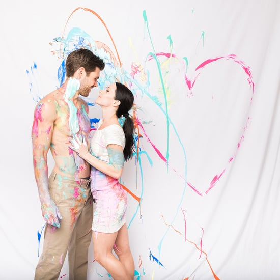 Things Get Messy at This SoCal Engagement Shoot — and It's Amazing