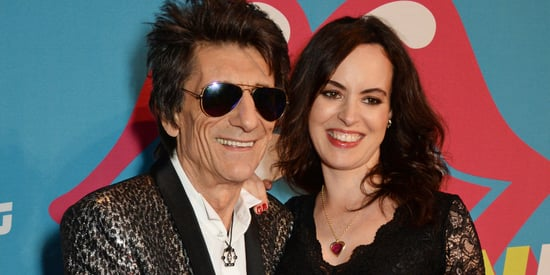 Rolling Stones Guitarist Ronnie Wood Becomes Dad To Twins At 68