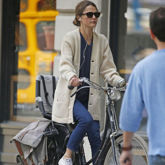 Keri Russell Pregnant With Her Third Child