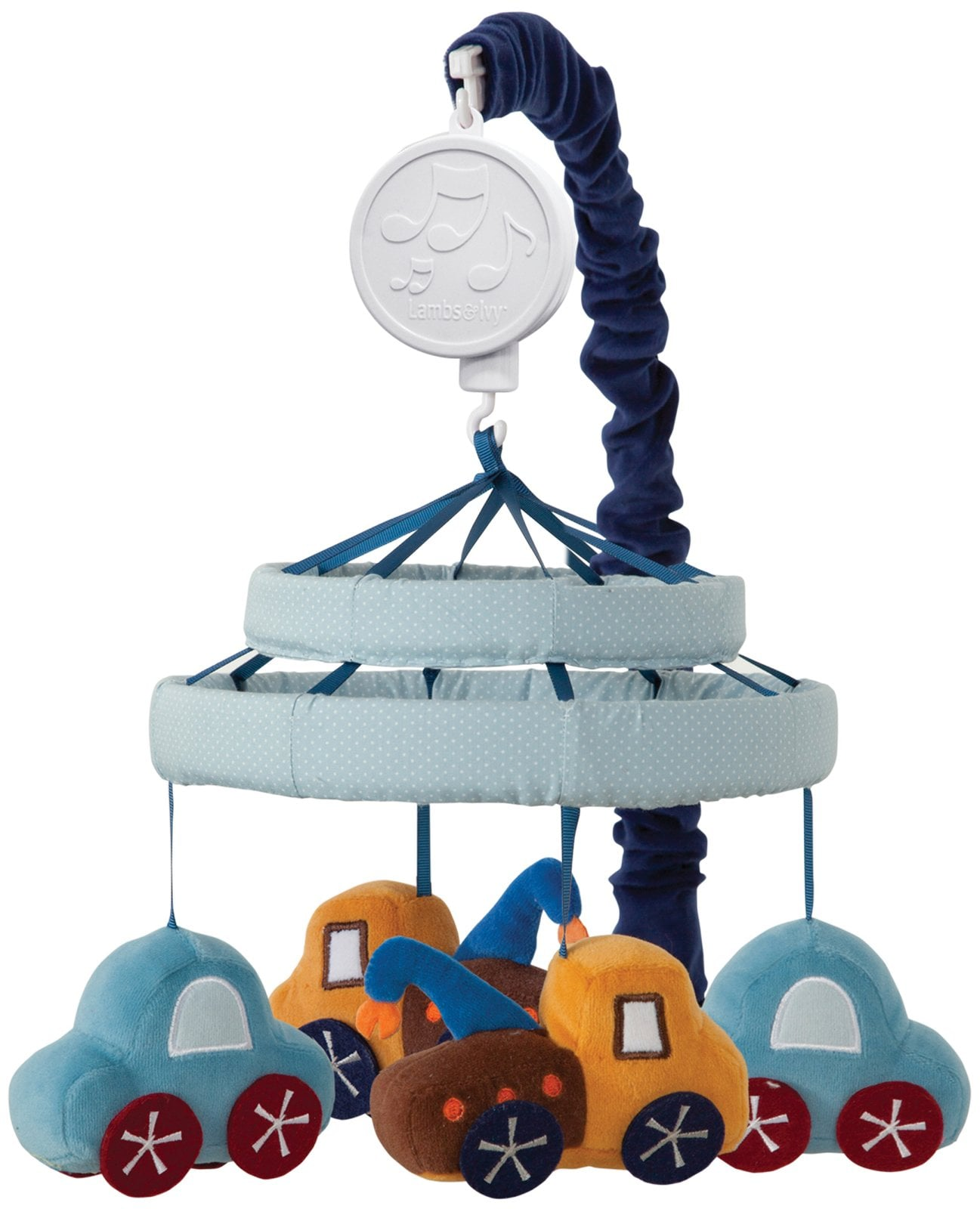 Lambs & Ivy Little Travelers Musical Mobile ($50)