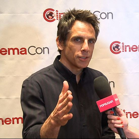 Ben Stiller CinemaCon 2013 Interview (Video)