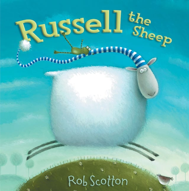 Russell the Sheep ($7)
