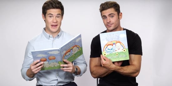 Zac Efron And Adam DeVine Are Here To Tell You A Raunchy Bedtime Story