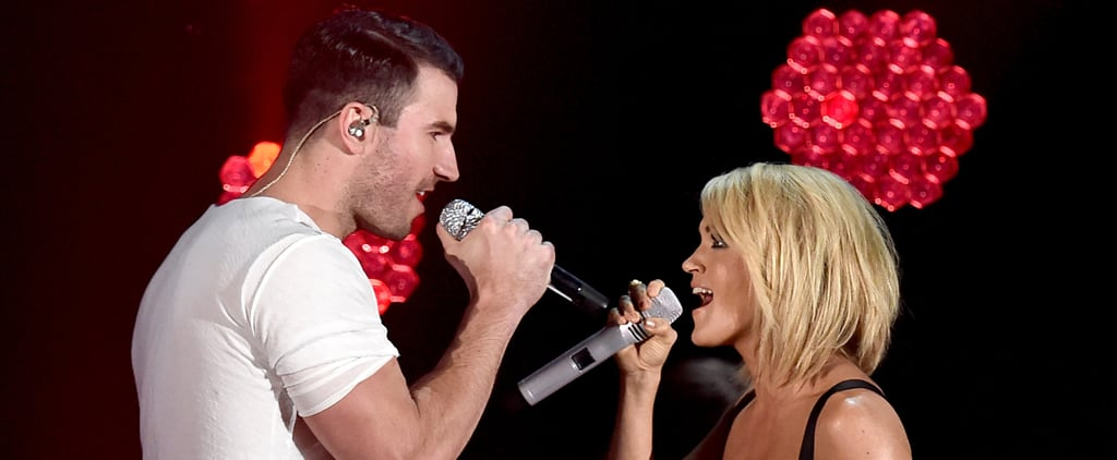 All the Best Snaps From Sam Hunt and Carrie Underwood's Standout Grammys Duet