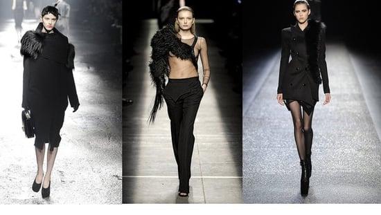 Fall 2009 Paris Trend Report: Asymmetrical Fur