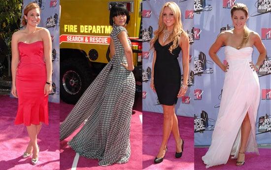 MTV Awards Fun Already Underway!