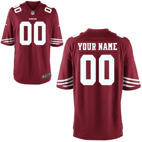 NFL San Francisco 49ers Jersey