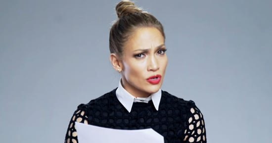 Watch Jennifer Lopez's Dramatic Reading of 'Baby Got Back' in Body Positivity PSA