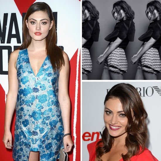 Five Fab Minutes With Phoebe Tonkin