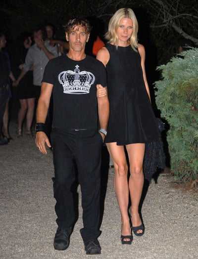 Gwyneth Paltrow and Steven Klein In the Hamptons